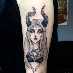 #devilgirltattoo #intenzetattooink #tattoo #tattoo #dovme #dovmesanati #dövme #t…