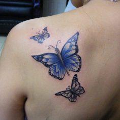 #butterflytattoo #avcilar #angeltattoo #kelebekdovmesi…