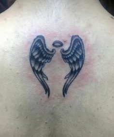 #wings #wingstattoo #tattoo #angeltattoo #angel #melek #kanat #melekdovme #dovme…