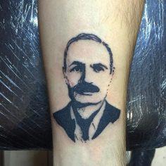 #fatherrip #father #blacktattoo #black #tattoo #dovme #dovmesanati #dövme #tatto…
