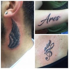 #wings #music #tattoo #dovme #dovmesanati #dövme #tattooturkiye  #tattoos #tatto…