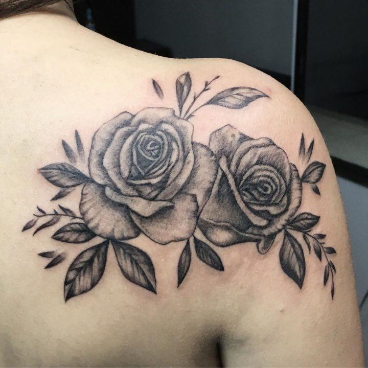 #rosetattoo #intenzetattooink #tattoo #tattoo #dovme #dovmesanati #dövme #tattoo…