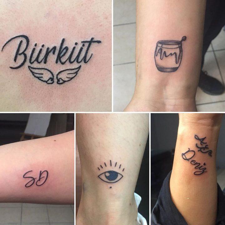 #honeytattoo#texttattoo#eyetattoo #intenzetattooink #tattoo #tattoo #dovme #dovm…